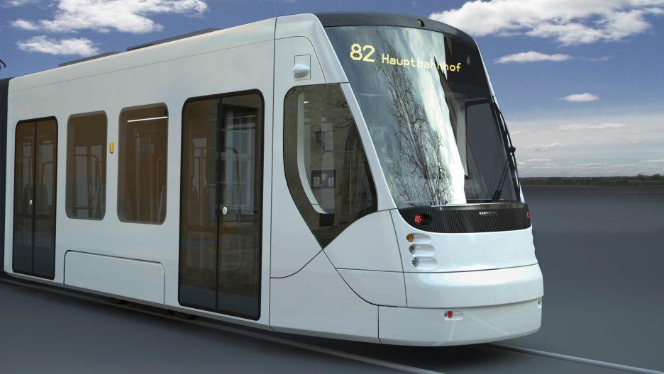 Siemens Transportation Avenio