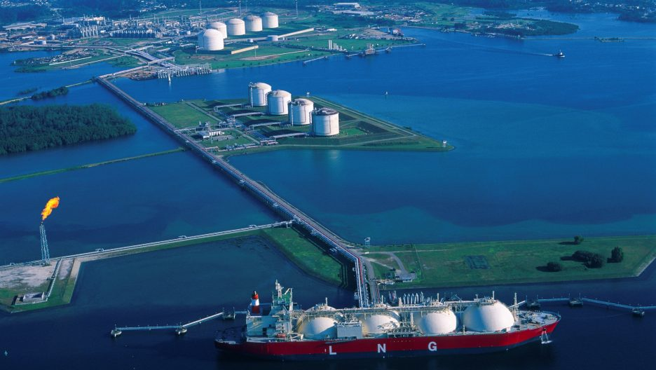 LNG purchased image